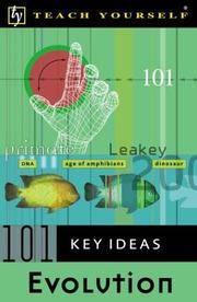 101 Key Ideas: Evolution