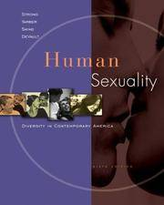 image of Human Sexuality: Diversity in Contemporary America