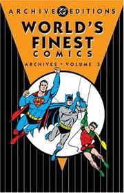 World's Finest Comics Archives, Volume 3