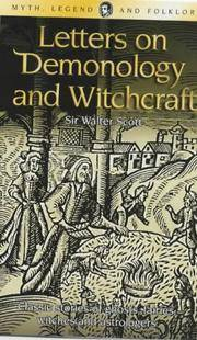 Letters On Demonology  Witchcraft