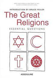 The Great Religions: Essential Questions (Mystères) (French Edition)