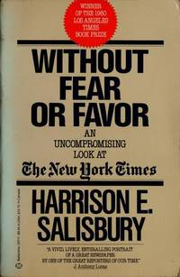 image of Without Fear or Favor: An Uncompromising Look at the New York Times