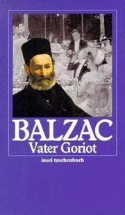 image of Vater Goriot