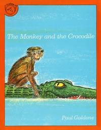 image of The Monkey and the Crocodile