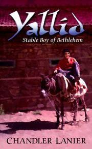 Yallid, Stable Boy of Bethlehem