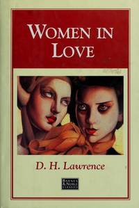 image of Women in love (Barnes & Noble classics)