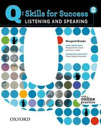 Q Skills for Success - Listening and Speaking