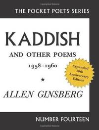 Kaddish and Other Poems: 50th Anniversary Edition (Pocket Poets)