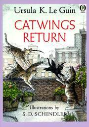image of Catwings Return