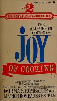 image of The Joy of Cooking: Volume 2
