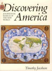 Discovering America: Journeys in Search of the New World