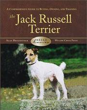 Jack Russell Terrier Breed Basics