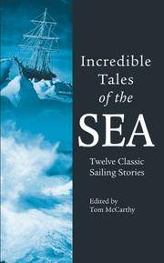 Incredible Tales Of the Sea