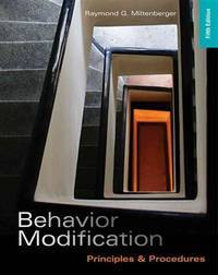 image of Behavior Modification: Principles and Procedures