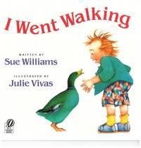 I Went Walking (A Voyager/Hbj Book)