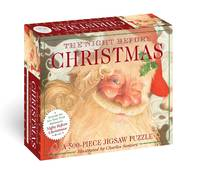 image of The Night Before Christmas: 550-Piece Jigsaw Puzzle_Book: A 550-Piece Family Jigsaw Puzzle Featuring The Night Before Christmas! (The Classic Edition)