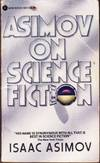 image of Asimov on Science Fiction