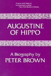 Augustine Of Hippo a Biography