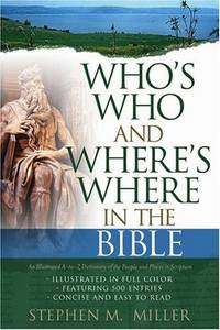 Stephen M Miller Books Biography And List Of Works Author Of The Complete Guide To The Bible