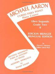 AARON PIANO COURSE BK 2 SPANISH by AARON MICHAEL