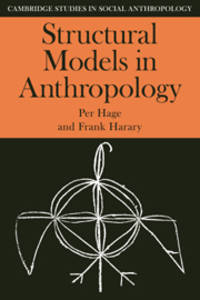 STRUCTURAL MODELS IN ANTHROPOLOGY