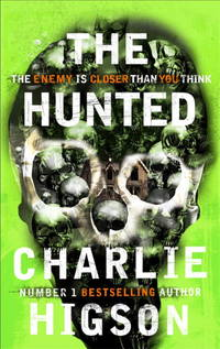 The Hunted (SCARCE HARDBACK LIMITED EDITION FIRST EDITION, FIRST PRINTING SIGNED BY THE AUTHOR)