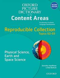 OPD for Content Areas 2e Reproducible Physical Science, Earth & Space Science