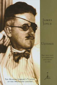 Ulysses by  James Joyce - First Edition - 1992 - from Small World Books, LLC and Biblio.com