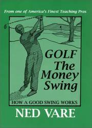 Golf The Money Swing