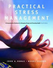 Practical Stress Management by Romas & Sharma - Paperback - 2007 - from Port Hole Books and Publishing (SKU: 014479)
