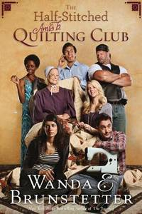 The Half-Stitched Amish Quilting Club