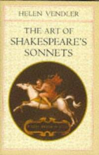 The Art of Shakespeare's Sonnets.