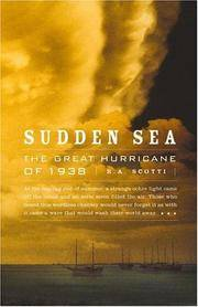 Sudden Sea: The Great Hurricane of 1938