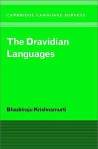 image of The Dravidian Languages (Cambridge Language Surveys)