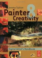 PAINTER CREATIVITY: DIGITAL ARTIST'S HANDBOOK {WITH CD-ROM}