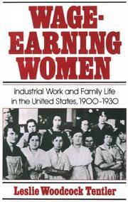 Wage-Earning Women