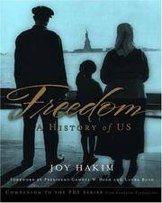 Freedom. A History of the US