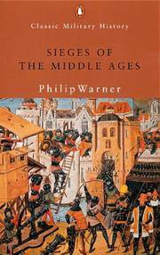 image of Sieges of the Middle Ages (Classic Military History)