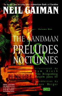 The Sandman: Preludes and Nocturnes.