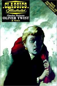 image of Oliver Twist (Classics Illustrated)
