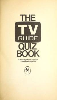 The TV Guide Quiz Book