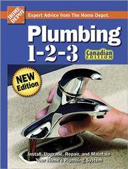 Plumbing 1-2-3: Canadian Edition