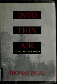 Into Thin Air  --Signed--