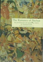 The Romance of Arthur New Expanded Edition An Anthology of Medieval Texts in Translation
