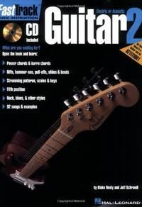 FastTrack Guitar Method - Book 2 (Fasttrack Series)