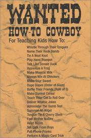 How-To Cowboy