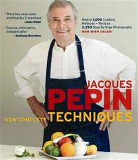 Jacques PPin New Complete Techniques