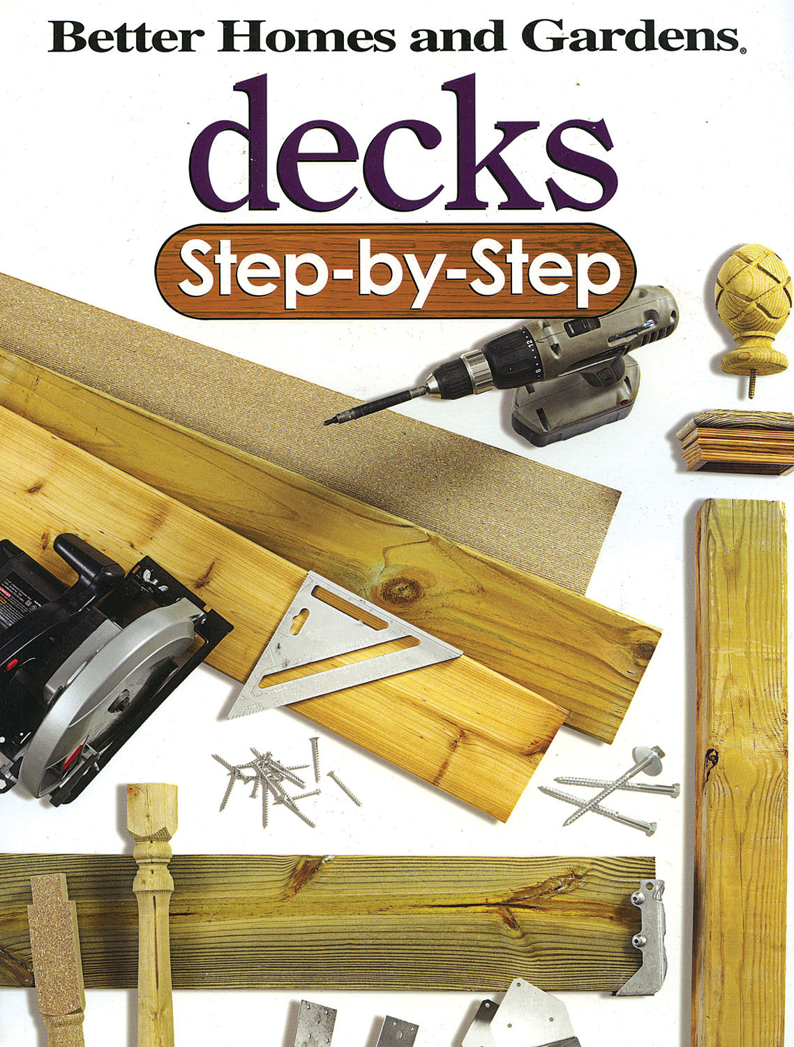 Decks Step By Step Better Homes And Gardens Better