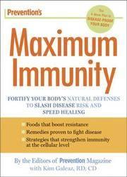 image of 4 Weeks to Maximum Immunity: Disease-Proof Your Body