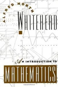 Introduction to Mathematics, An